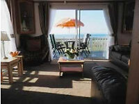 *Sensational Sea Views* Caravan/Lodge Craig Tara Veranda Patio Furniture Bath