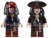 Lego Pirate Minifigure Lot