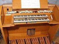 COMPTON ELECTRONIC CHURCH ORGAN