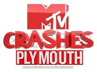 MTV Crashes (Day 2) MTV CLUB Tickets X 4