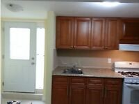 New Basement Apartment for Rent!