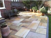 HARD LANDSCAPER VACANCY - can you lay paving, garden brickwork, block paving ?