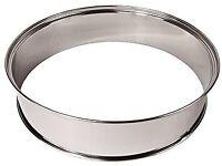 Extender ring for halogen oven