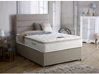 Brand new 3ft bed with mattress
