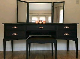 Painted Stag Dressing Table