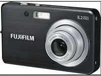 Finepix Fujifilm J10 8.2MP - FREE GIFT SD/SDHC memory card