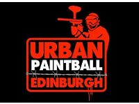 Looking for people for urban paintball