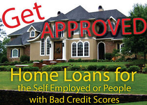 Self Employed & Bad Credit Your Mortgage Made Easy!