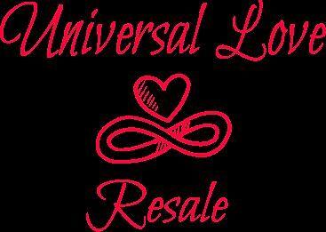 Universal Love Resale