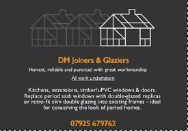 DM Joiners & Glaziers