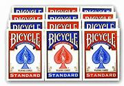 12 Bicycle Playing Cards