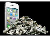 Cash for Phones! ANY CONDITION - Good prices! London