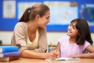 Tutor for reading , writing and mathematics
