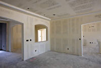 Drywall Taper Finisher-Niagara Region