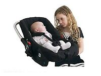 New Kids Kargo Car Seat for Group 0 to 15 Months
