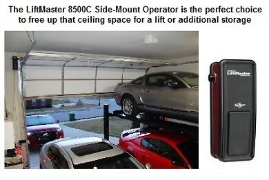 Liftmaster 8500 Wall Mount Garage Opener Amp Free Shipping
