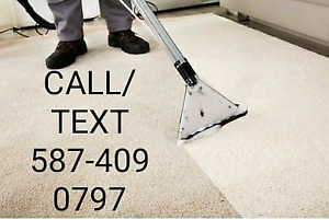 PROFESSIONAL TRUCK MOUNTED DEEP STEAM CARPET UPHOLSTERY CLEANING