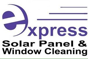Express solar panel & window cleaning Elizabeth East Playford Area Preview