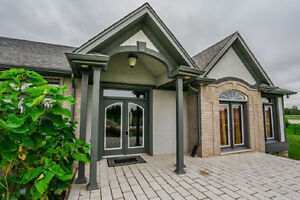 Executive Home w/Triple Garage on 1.07 acres in Dorchester London Ontario image 2
