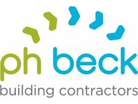Experienced Site Manager required - PH Beck Building Contractors