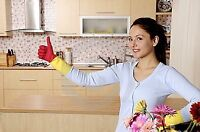 Professional cleaning services available