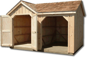 Storage Sheds/Baby Barns/ Garbag Bins and Outbuildings