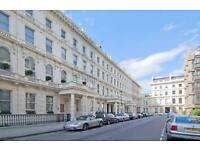 Hyde Park W2. Stunning 3 BEDROOM FLAT w/ INTERNET. Close to Lancaster Gate Station. Available now!