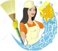 We offer Oven Cleaning & Fridge Cleaning  HOUSE CLEANING
