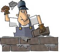 Bricklayers and labours needed