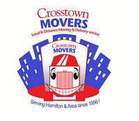 Crosstown Movers, Moving Company