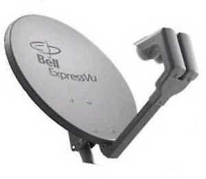 Bell Express-Vu Dish
