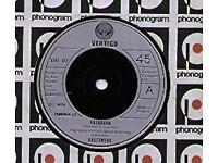 "KRAFTWERK, AUTOBAHN, 7"" Original Vinyl, 1974, with original sleeve."