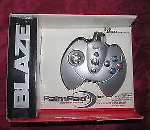 Blaze PalmPad USB controller