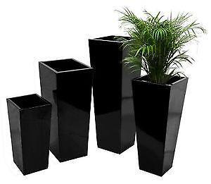 Tall Planter: Pots/ Window Bo/ Baskets | eBay on