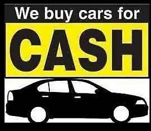 Top cash paid for you scrap cars call us now!