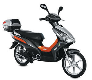 ECOped Electric Bicycle ... ONLY 50 KM