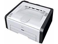 Ricoh SP 211 Mono Printer, As New, Boxed