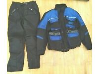 Motorcycle Suit (suitable for male or female)