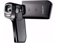 Amazing Sanyo Xacti, Full HD Camcorder, Video and Photo Camera, Ergonomically Designed, Boxed