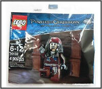 Lego Mini Figure Jack Sparrow