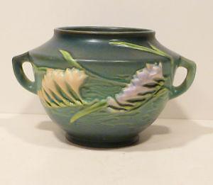 Roseville Pottery Patterns Jars Vintage Ebay