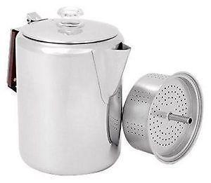 Camping Coffee Pot Ebay