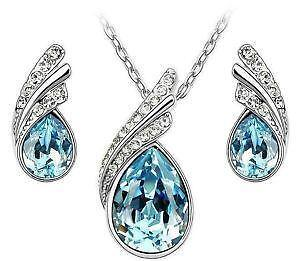 Swarovski Crystal Jewelry Set 7eba7a64e