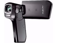 Amazing Sanyo Xacti, Full HD Camcorder, Video and Photo Camera, Ergonomically Designed, Boxed