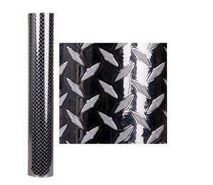 Diamond Plate Vinyl Roll Ebay