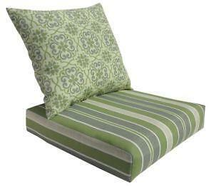 Deep Seat Patio Cushions