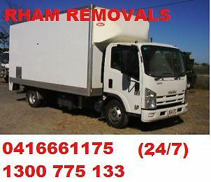 TWO MEN & TRUCK RMOVALIST, RHAM REMOVALS FROM $40 PH Melbourne CBD Melbourne City Preview