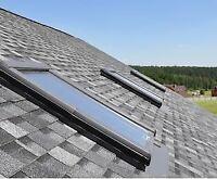 Flat &Shingle Roofing service @ free estimate @ 15 year warranty