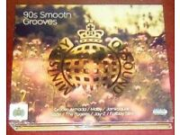 90'S SMOOTH GROOVES' CD ALBUM..