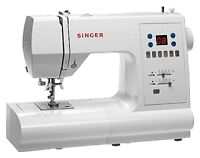Sewing Machine coudre  Singer Cosmo 7466 - Electronic